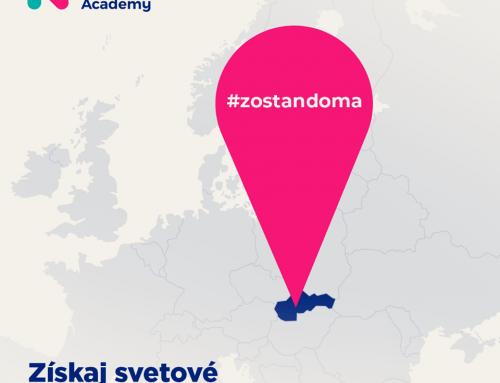 Zostaň doma a získaj svetové skilly na Slovensku