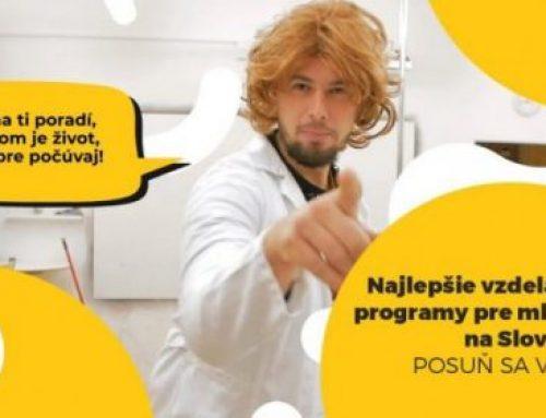 Naj vzdelávacie programy pre mladých na Slovensku (radí Mariena aka Fero Joke )